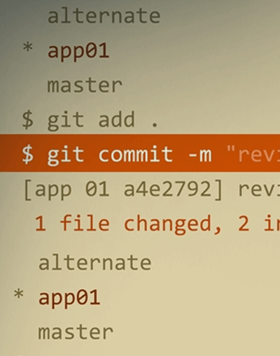 GIT SOFTWARE TRAINING